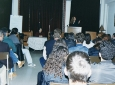 Ομιλία στην Εφφάθα, Θέμα Ρατσισμός